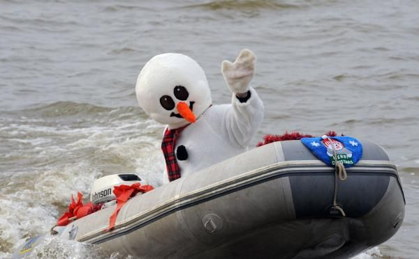 Interesting News: Frosty the Snowman Arrested  BY NATE SHENK NOVEMBER 28, 2011