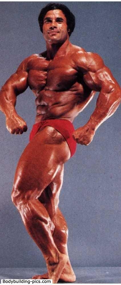 Franco Columbu, Mr. Olympia 1976, 1981. | Mr. Olympia ... Franco Columbu