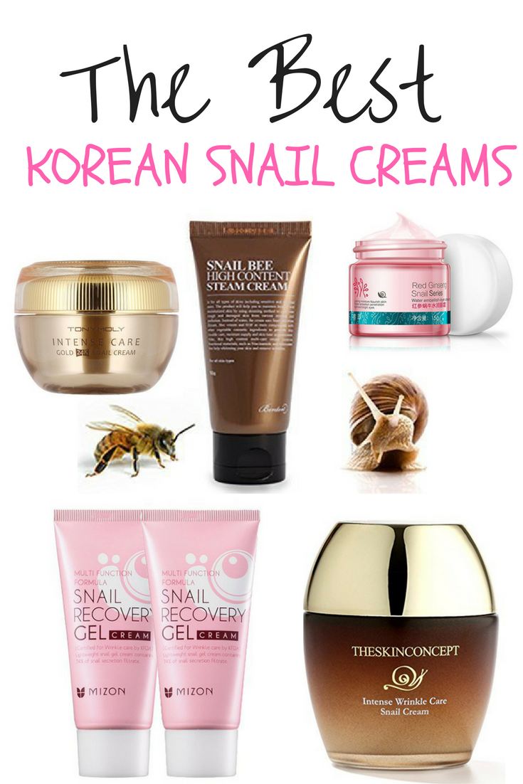 Best Korean Snail Cream Korean Women Have The Most Amazing Skin Who Doesn T Yearn For That Flawless Glo Snail Cream Cream Face Skin Korean Skincare Routine