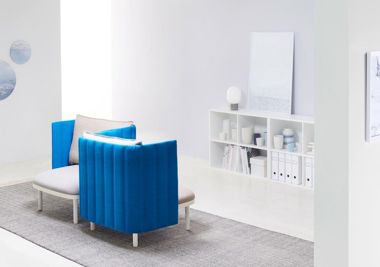 Ophelis Sum A Modular Seating System Based Around Three