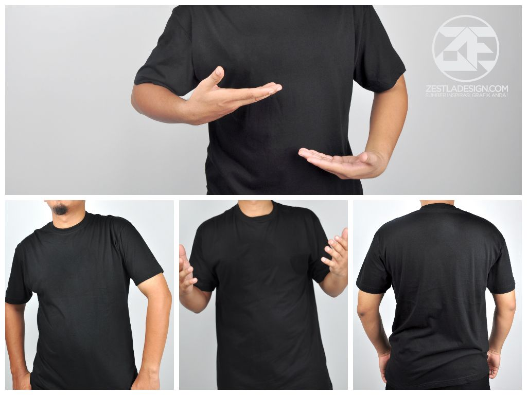 Blank T-Shirt Stock Photos Free (Large Files) by zestladesign ...