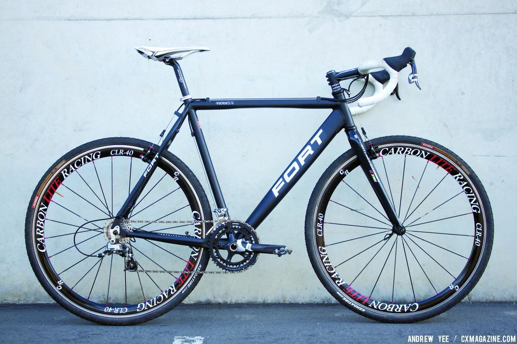 Cyclocross Bike Review: Fort Victor CX | interesting and