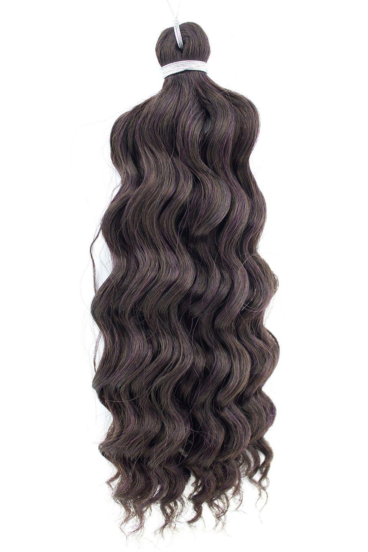 Freetress synthetic crochet braiding hair natural deep