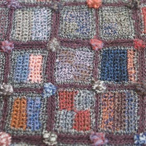 Scarf, Iseult - Sophie Digard crochet