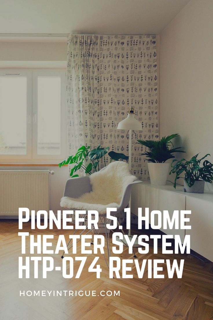 Pioneer 5 1 Home Theater System Review Spend Great Moments In