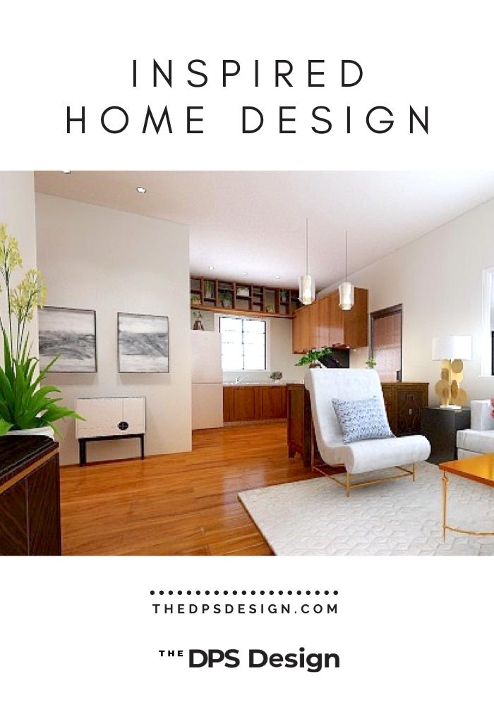 Inspired Home Designs 3d Renderings Minimalist House Design Small House Design House Design
