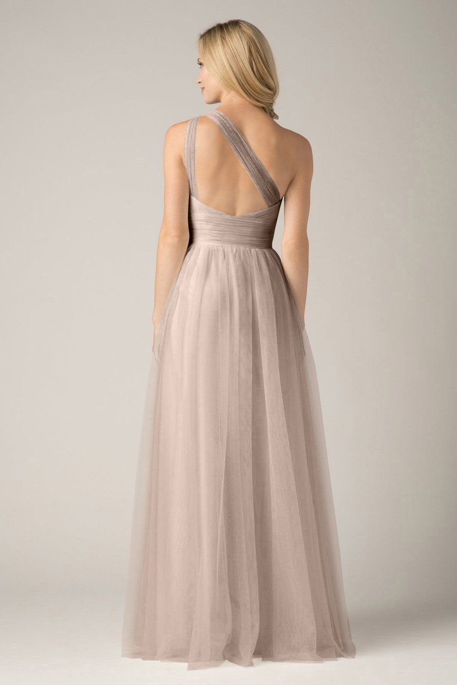 Wtoo By Watters Bridesmaid Dress Rue Bella Bridesmaids Watters Bridesmaid Dresses Bridesmaid Dress Styles One Shoulder Bridesmaid Dresses