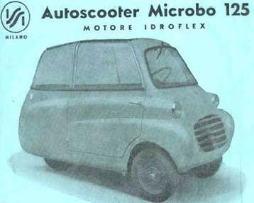 Autoscooter Microbo