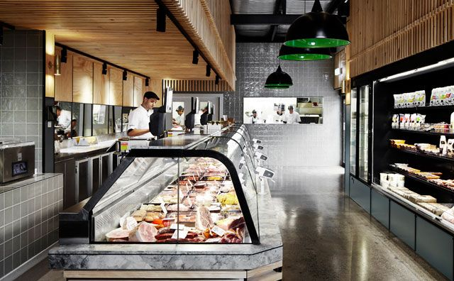 A Well Designed Butchery In Melbourne Australia Commercial
