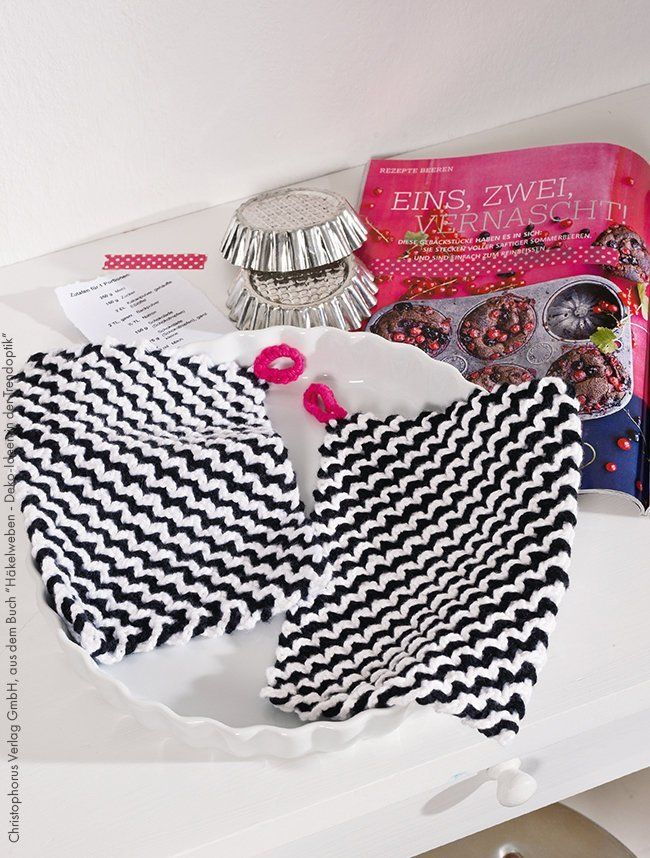 Photo of Crochet weaving: make stylish potholders yourself! – Makerist magazine