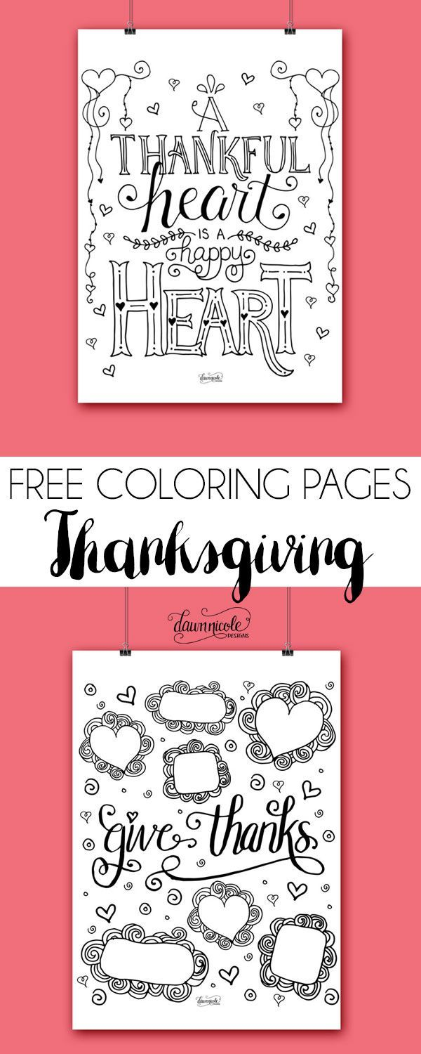 Thanksgiving Coloring Pages | Holidays | Pinterest | Arbeitsblätter ...