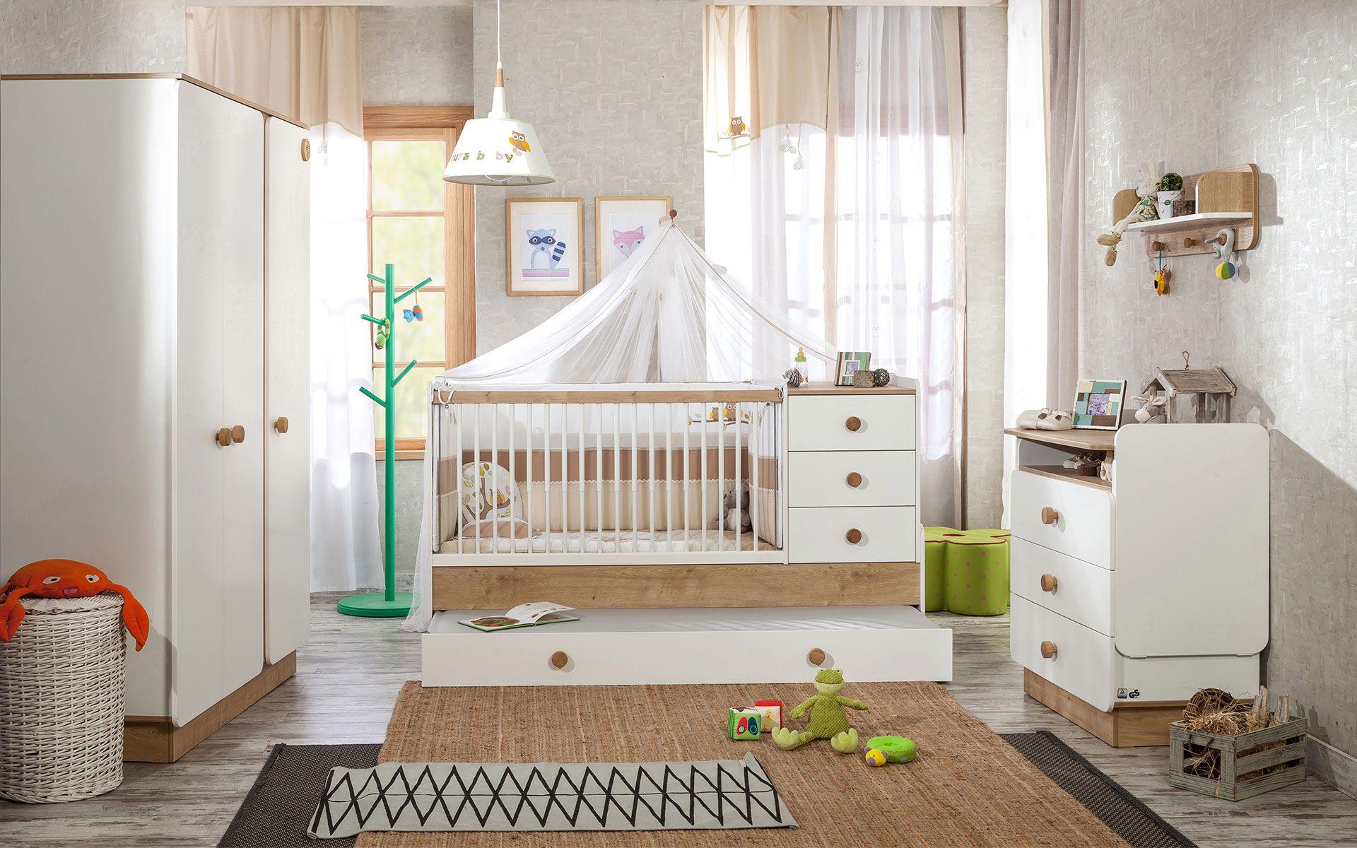 Çilek Natura Baby Komplettzimmer (mit Bildern