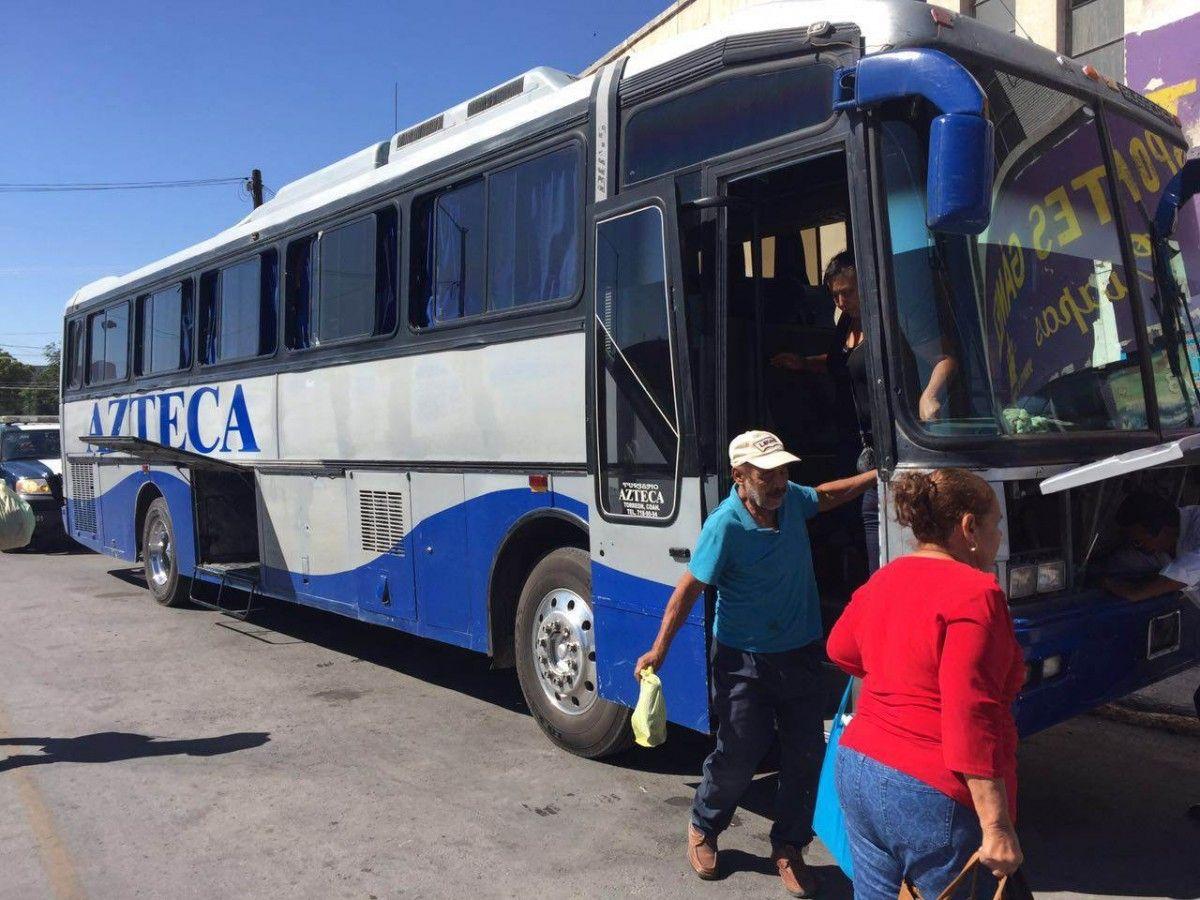 En menos de 24 horas sacan de circulación en Juárez el segundo camión pirata | El Puntero