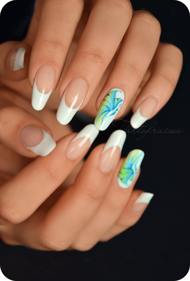 Watercolor Butterfly Nail Art Video Easy Detailed Nail Tutorials