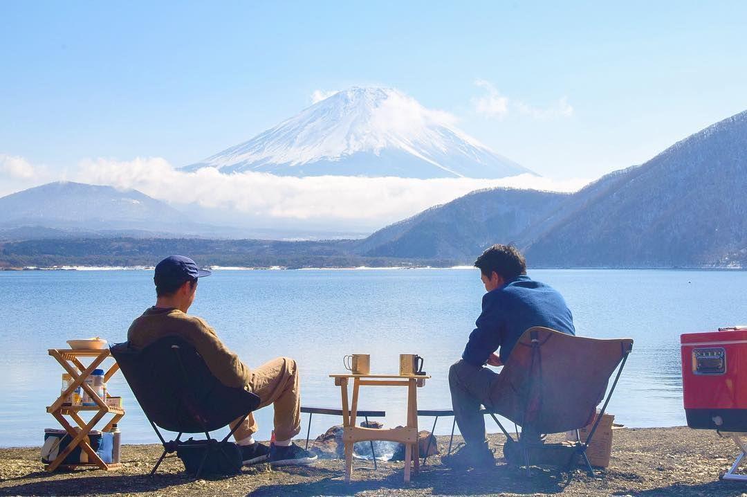 キャンプ 本 場 栖湖