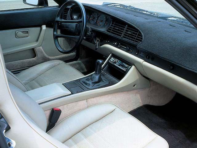 Porsche 944 Interior Image 10