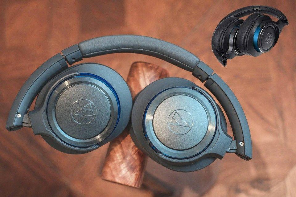 Audio Technica Ath Ws660bt Solid Bass Wireless Headphones Review Qucox In 2021 Headphones Review Audio Technica Wireless Headphones Review
