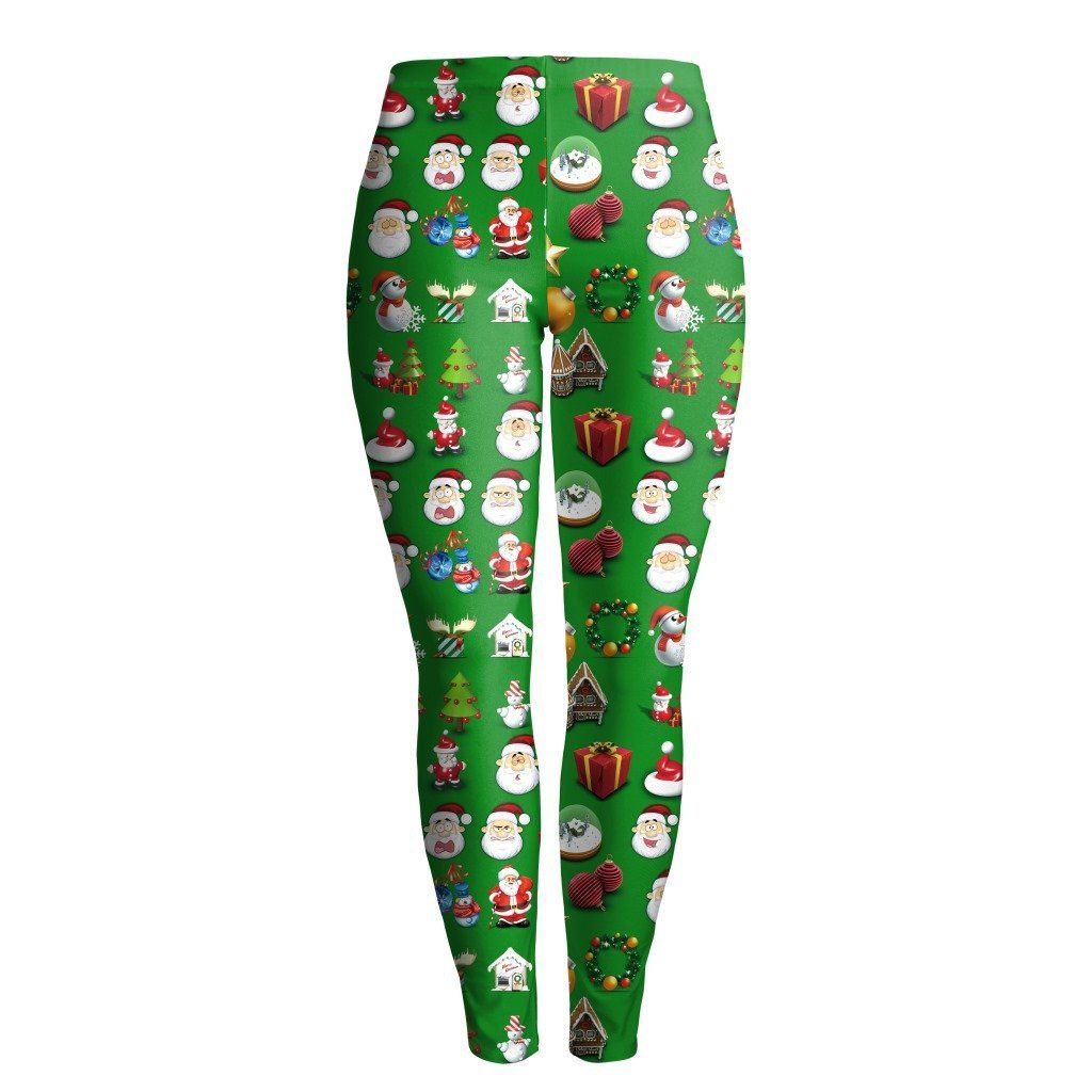 957eea35084ae7 Women Digital Color Print Mid Waist Skinny Christmas Party Legging #outfits  #onlineshopping #girls #ohyoursfashion #fashion