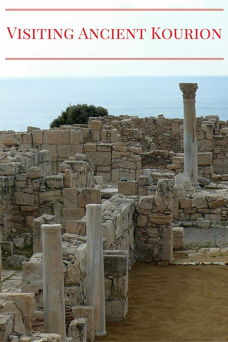 The ancient city of Kourion Rest Of The World f9194856806