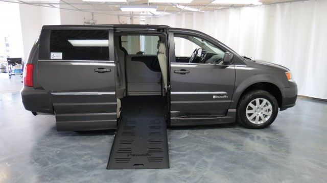 New Wheelchair Van For Sale 2015 Chrysler Town And Country