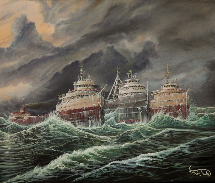 Pin By Rob Harvey On My Ship Wrecks Of The Great Lakes Great