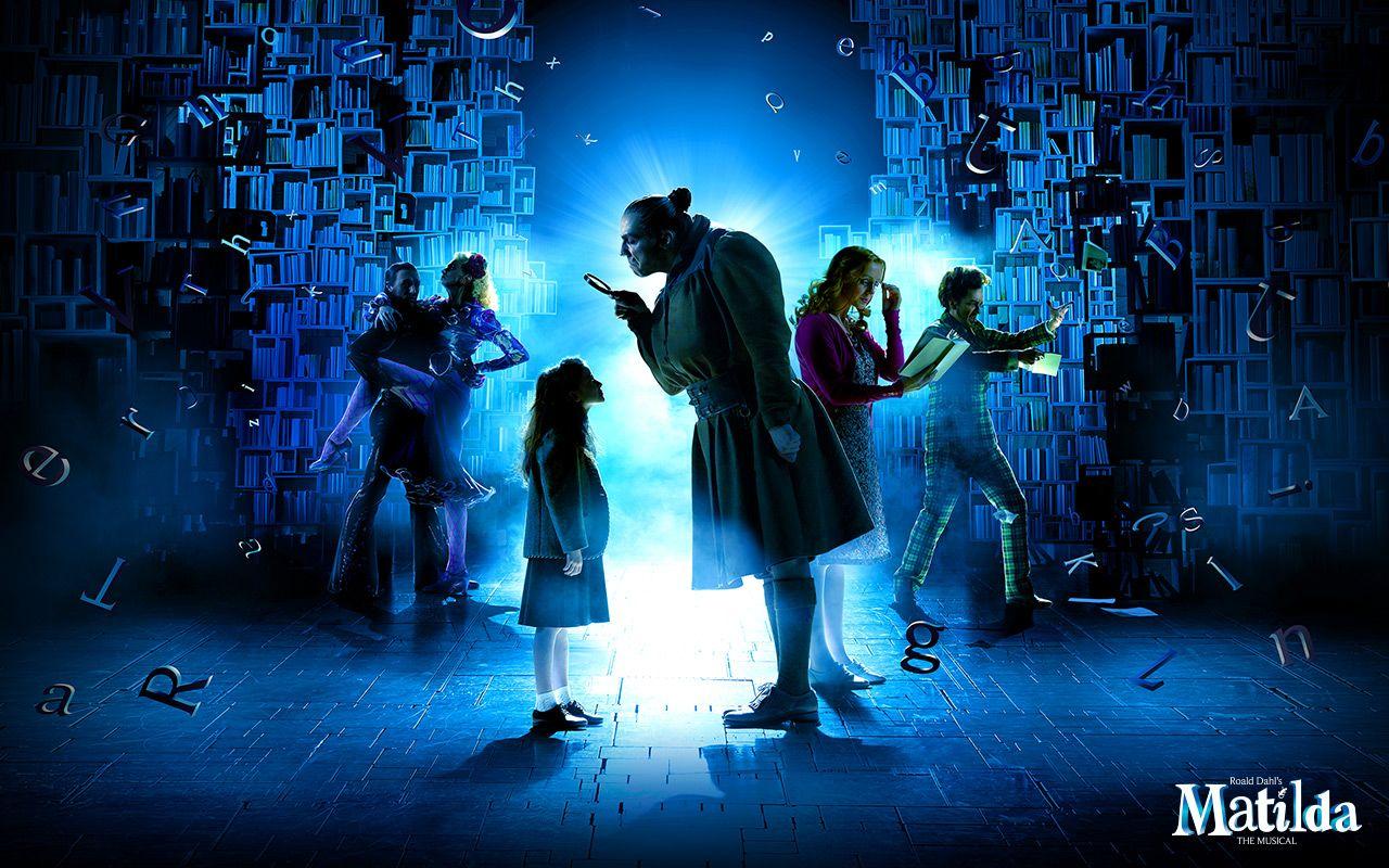 「Matilda the Musical」の画像検索結果