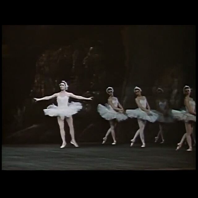 "Maya Plisetskaya on Instagram: ""Swan Lake 1957"" in 2020 ..."