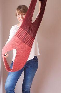 Loops Knitting pattern by Martina Behm