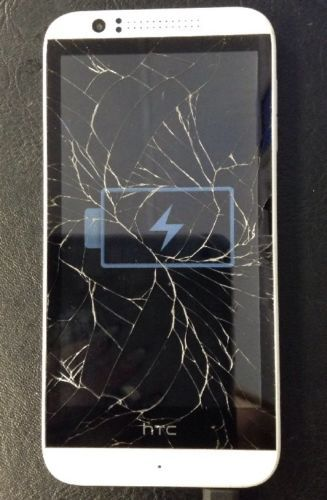 Htc Opcv1 Boost Mobile Used Cracked Screen Electronica De Consumo
