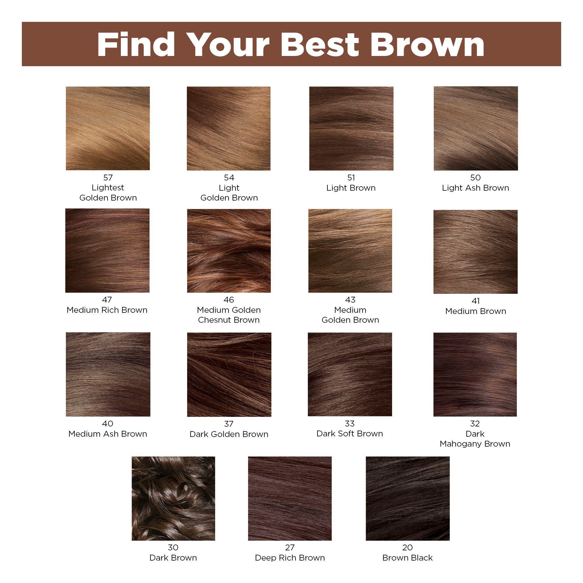 Revlon Colorsilk Beautiful Color Permanent Hair Dye With Keratin 100 Gray Coverage Ammonia Free 33 Dark Soft Brown Walmart Com In 2020 Hair Color Chart Brown Hair Color Chart Soft Brown Hair