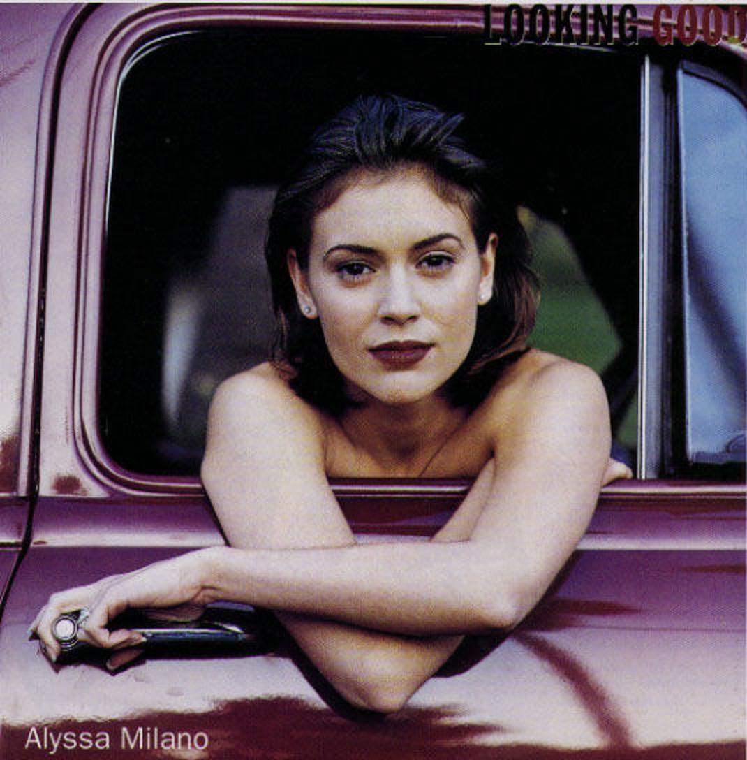 Alyssa Milano Embrace Of The Vampire alyssa milano, charmed, embrace of the vampire, who's the