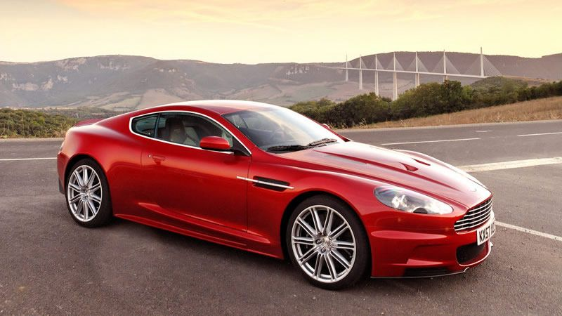 The Aston Martin DBS