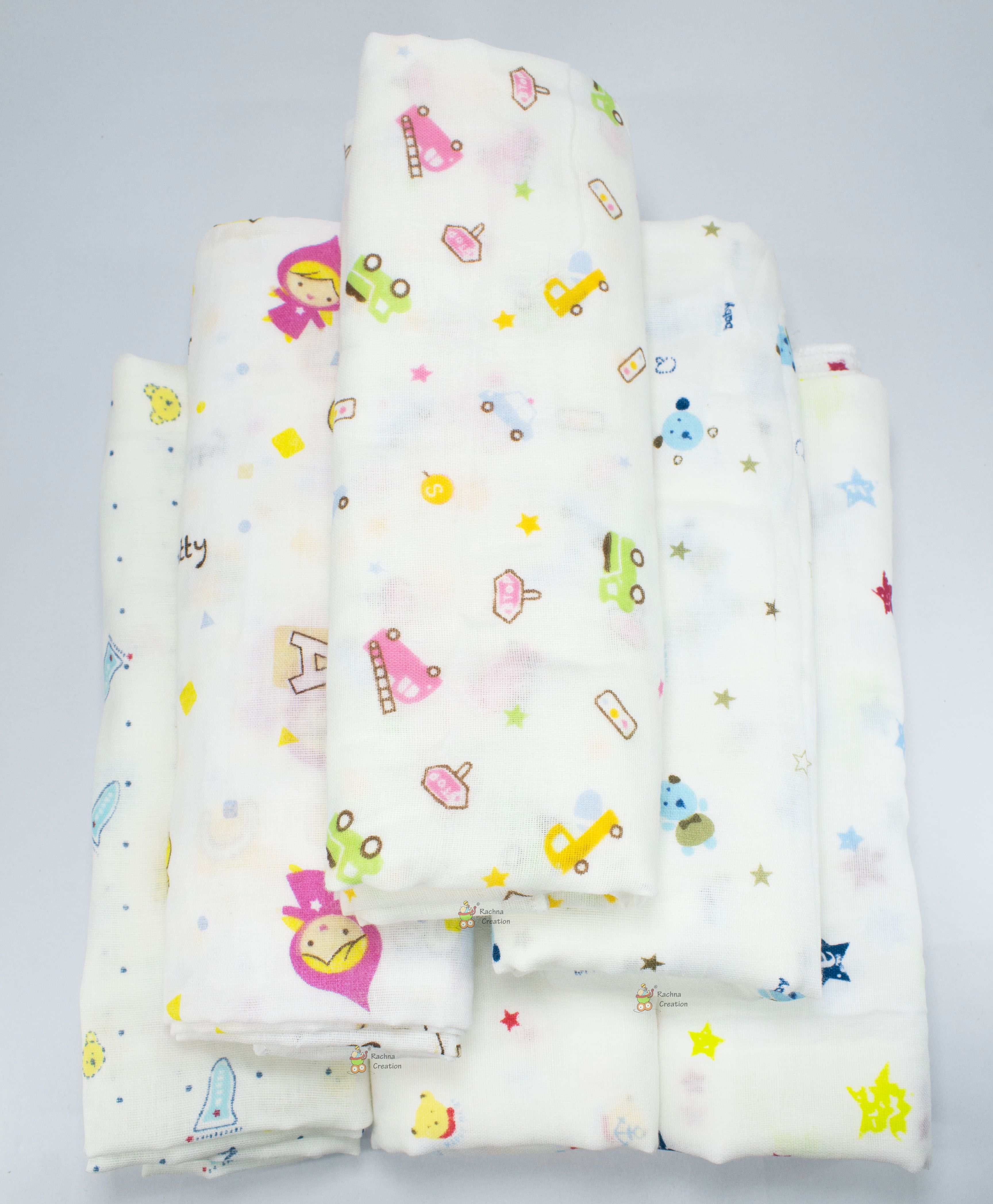 5ad18a826231 Pin by Rachna Creation on Cotton Muslin Baby Wrapping Cloth