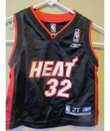 pretty nice 57069 f2c36 Shaquille O'Neal Miami Heat jersey , Toddler 2T - $29.99 ...