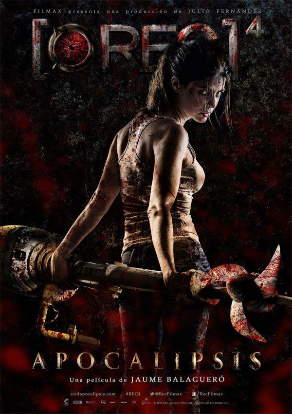Rec 4 Apocalipse Ganha Um Novo Cartaz Filmes De Terror