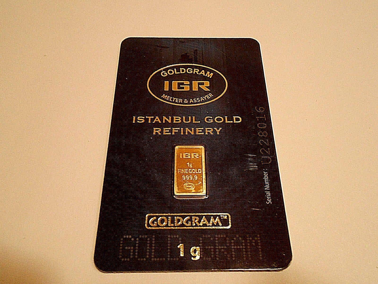 Gold Invest 1 Gram New Sealed 24k Solid Gold Bar Goldcoins Goldinvesting Gold Bullion Bars Gold Bullion Gold Bar