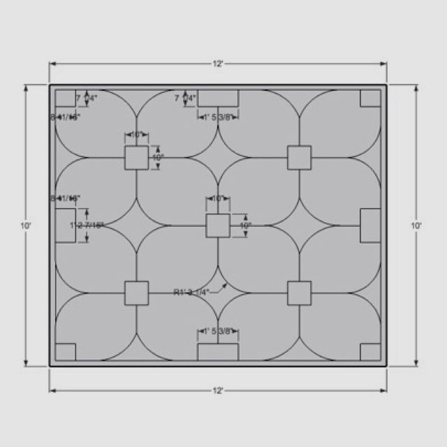 Design Pattern for customized plaster ceiling If you like this, as we do, so give us a call or contact us for a consultation & free estimate www.crownplaster.com info@crownplaster.com