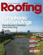 Roofing Magazine Janfeb 2016 Powered By Pageturnpro Com Green Roof Roofing Patio Projects