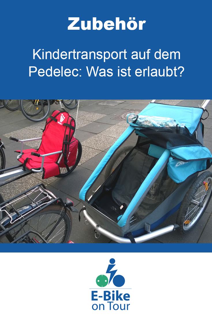 Kindertransport Auf Dem E Bike Was Ist Erlaubt Kindererziehung