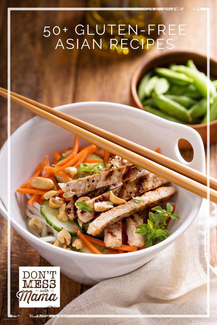 50+ GlutenFree Asian Recipes Gluten free asian recipes