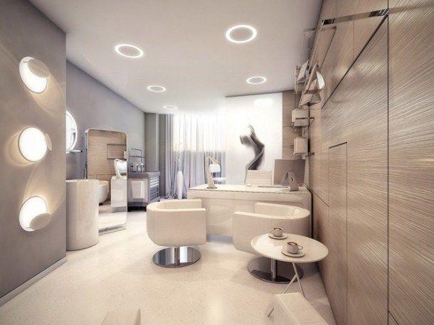 Luxury Concept Medical Clinic Interior Design Inspiration