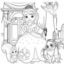 Birthday Party Ideas For Kids Family Disney Com Opskrift Maleboger Tegning Til Born Kreativ