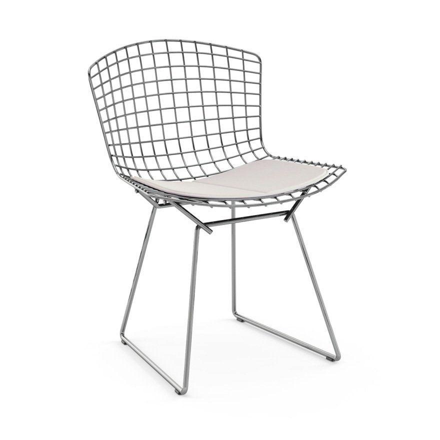 Knoll Bertoia Side Chair Bertoia Chair Bertoia Side Chair Bertoia