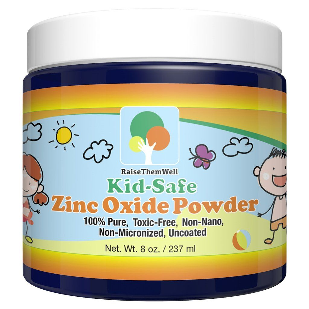 Kid Safe Zinc Oxide Powder Lead Free 100 Pure Non Nano Non Nicronized Uncoated Cosmetic Grade Powder Largest Particle Acne Cream Diaper Cream Kids Safe