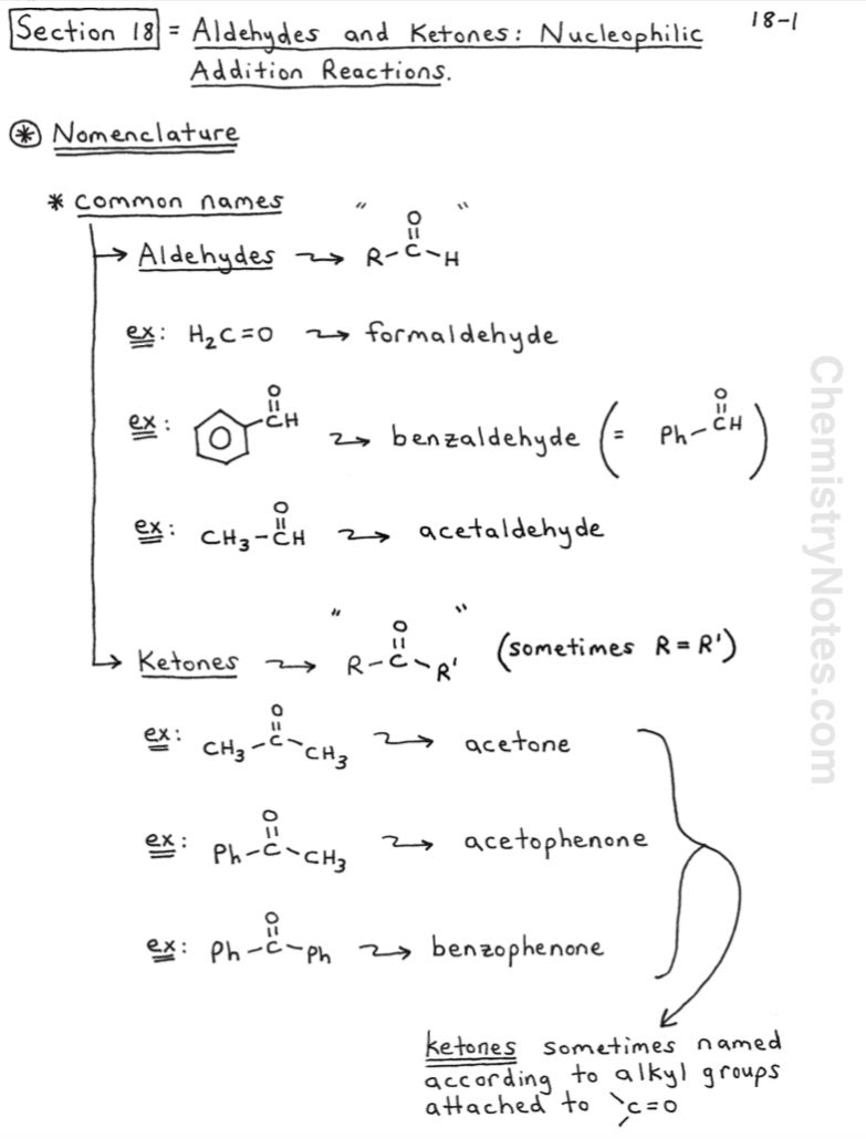 Pin On Organic Chemistry Lecture Notes What is nucleophilic addition reaction