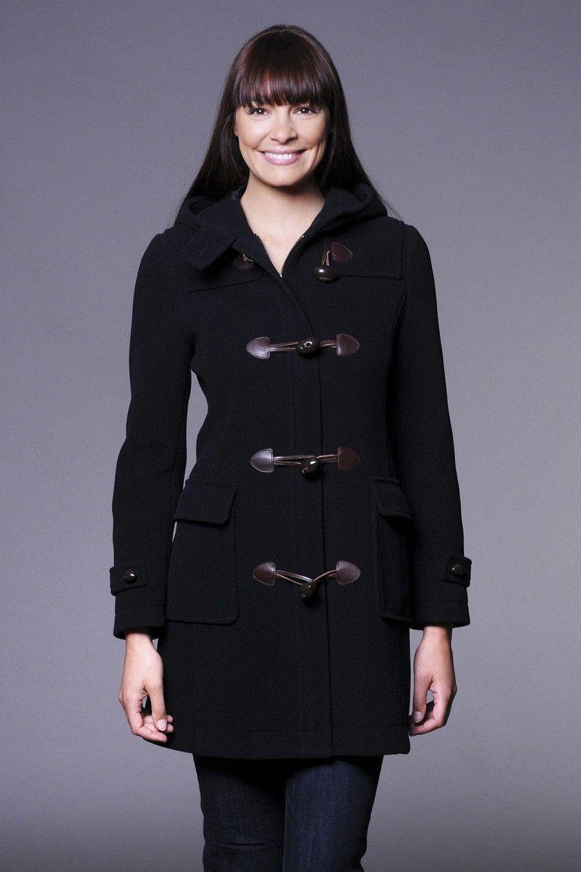 Taliacap Coat Femme Duffle Eden Park Manteau f5q7nHSHw