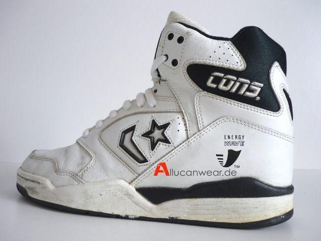 zapatillas converse años 80