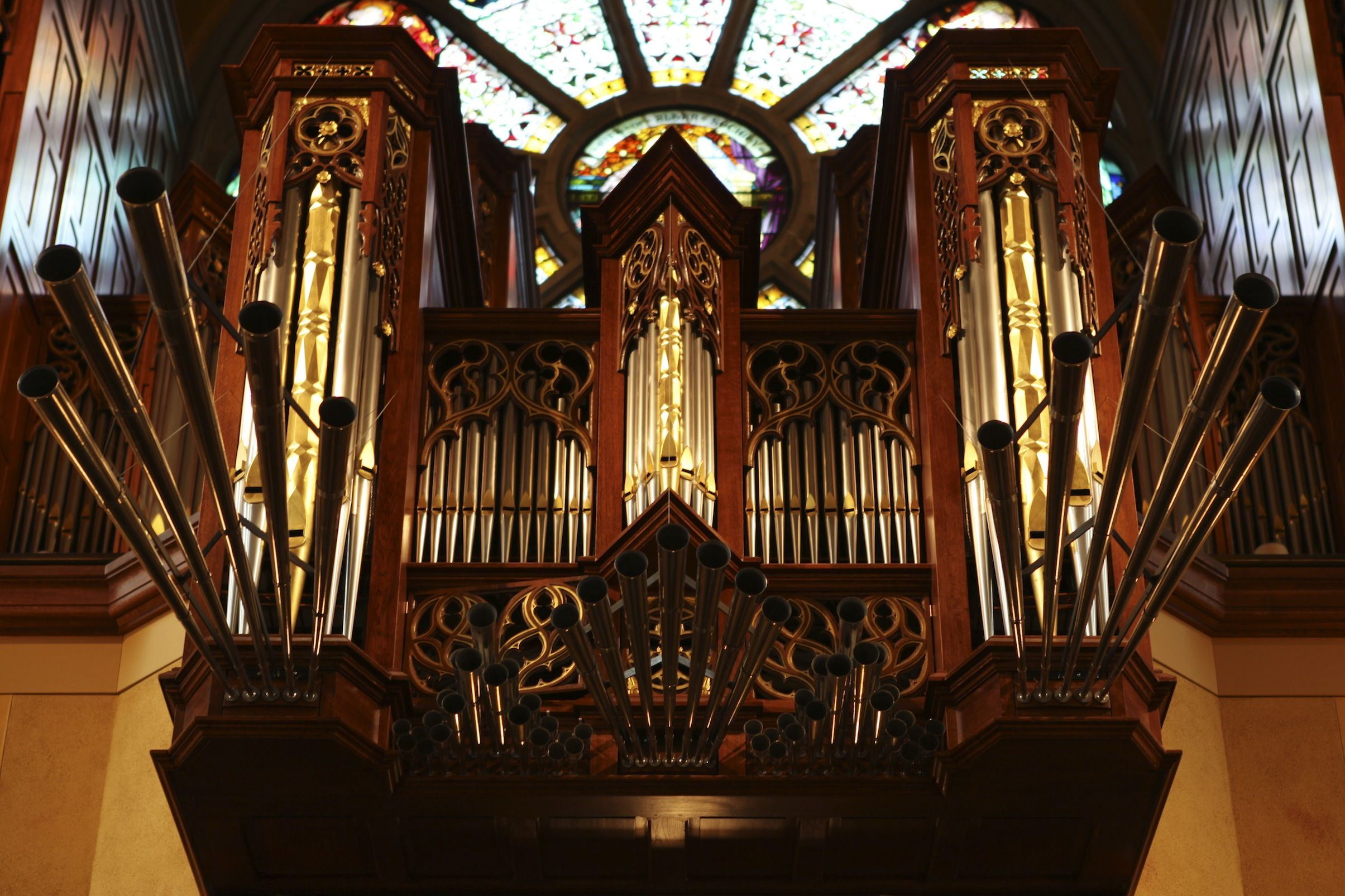 cathedral of the madeleine organ | Organ Recital at the