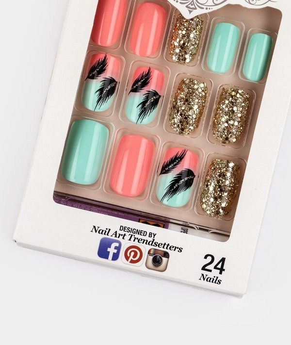The Collection Nails by KISS - Temptation | Fabulous Nails ...