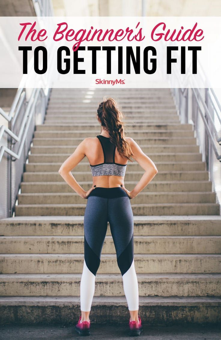The Beginner's Guide to Getting Fit -  The beginner's guide to getting fit will teach you everything...